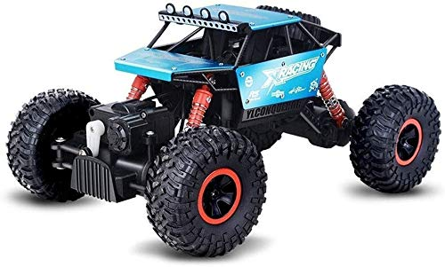 Liutoys 4WD Fast Speed   4x4RTR Sport Fahren Autos Doppel Motors Buggy Fernbedienung Monster Truck 2.4Ghz nachladbare Auto-Spielzeug High Speed   Big Foot RC Car 1/14 4WD Rock-Crawlers Geländewagen