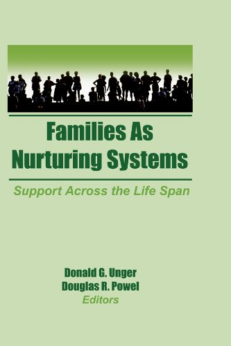 Families as Nurturing Systems: Support Across the Life Span por Donald G Unger