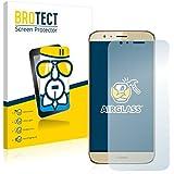 BROTECT AirGlass Protector Pantalla Cristal Flexible para Huawei G8 Protector Cristal Vidrio - Extra-Duro, Ultra-Ligero