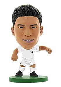Soccerstarz SOC891 Classic Swansea Jefferson Montero - Kit de hogar
