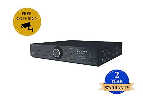 SS129 - SAMSUNG SHR-6164 16-Kanal-DVR 1TB CCTV MPEG-4 eingebauten Web-VIEWER DDNS
