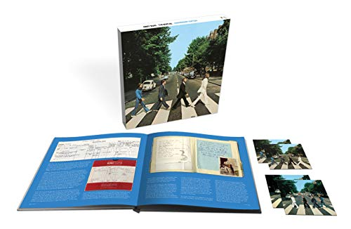 ABBEY ROAD - 50th Anniversary (Ltd. 3CD+BD-Audio)