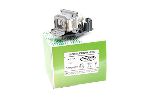 Alda PQ Premium, Beamerlampe für SONY VPL-SW536 Projektoren, Lampe mit Gehäuse