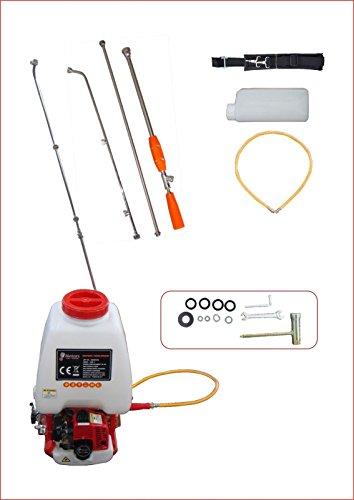 LG Motors - Atomizzatore Vaporizzatore Irroratore Pompa A Spalla Spalleggiato A Zaino AL-26