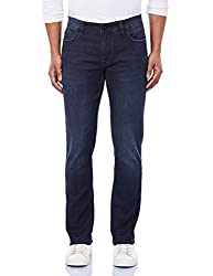 Calvin Klein Mens Skinny Jeans (036182047175_4ASAC16_36W x 34L_Blue)
