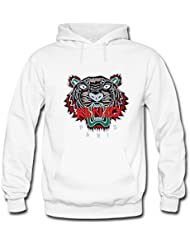 Pop KENZO Printed For Mens Hoodies Sweatshirts Pullover Outlet