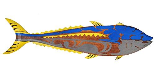 Atn-Cartel-de-madera-en-100-cm-Longitud-para-colgar-pescado-tonno