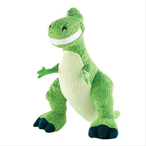 Gtrjin Toy Story 30-39 Cm Abrazo Dragón Verde Dinosaurio Lex Buscando Dolly Peluche Muñeca