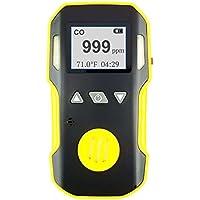 FORENSICS Kohlenmonoxid Co Messgerät | Ton, Licht und Vibration Alarm | 0-1000 ppm