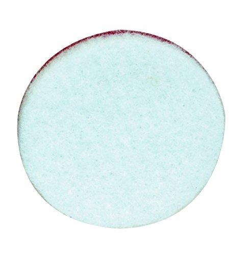 Preisvergleich Produktbild PROXXON 28666 Polierscheiben Filz Packung mit 2 Stück für WP/E