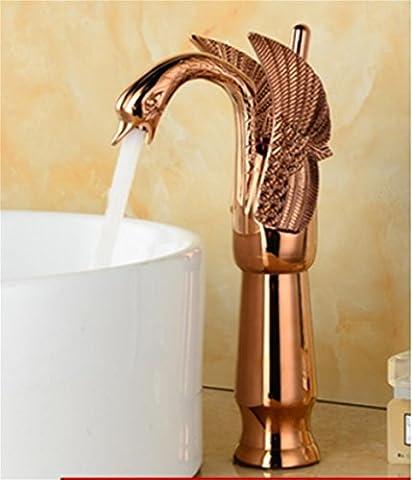 pengweiWash hand basin tap faucet copper antique bathroom vanities on