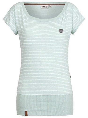 Naketano Damen T-Shirt Kurzarm grün (400)