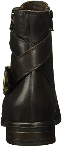 Clarks Sicilly Dove, Stivali Bassi Donna Marrone (Brown Interest Leather)