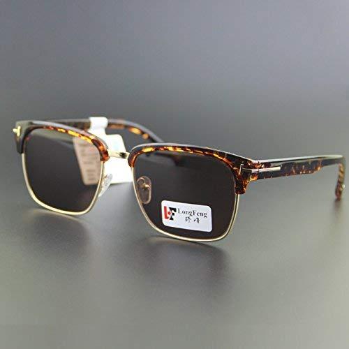 Positive Artikel natürlichen Kristallfelsen Brille Männer und Frauen Stil der Sonnenbrille Spiegel Mode der großen Rahmen EIN Auge zu halten, um einen Spiegel zu halten, um Strahlung zu vert