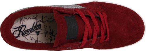 Fallen RAMBLER 41070061, Scarpe da skateboard uomo Rot