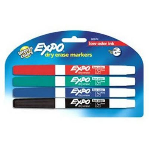 dry-erase-markers-fine-point-nontoxic-4-pk-assorted-sold-as-1-package