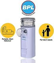 BPL Medical Technologies Breath Ezee N10 Vibrating Mesh Nebulizer (White)