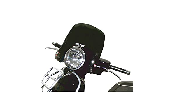 Tinted Windshield for Vespa GTS 125/ M31/  FACO CUPOLINO 28520 Vespa GTS 250/ M451 Vespa GTS 300/ M452 / Carburettor
