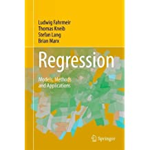 Regression: Models, Methods and Applications by Ludwig Fahrmeir (2013-05-09)