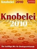 Harenberg Wissenskalender Knobelei 2010: Der knifflige Mix für Denksportfreunde