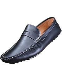 Reservoir Shoes - Mocassin Lino Black