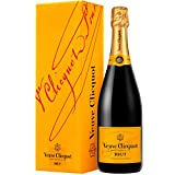 Veuve Clicquot Brut Yellow Label | In Geschenkverpakking | 1 x 0.75 l