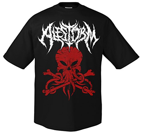 Alestorm Death Metal 702239 maglietta Black Medium