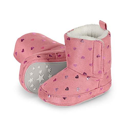 Sterntaler Mädchen Baby-Schuh Stiefel, Pink (Rosa 702), 20 EU