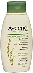 AVEENO Active Naturals Daily Moisturizing Body Wash 12 oz