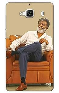 iessential rajnikanth Designer Printed Back Case Cover for Mi Redmi 2 Prime