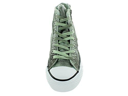 Basket, color Vert , marca CONVERSE, modelo Basket CONVERSE CT ALL STAR DUAL ZIP Vert Vert