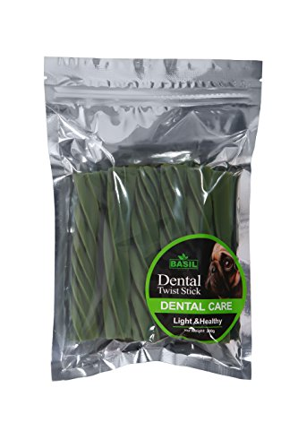 Goofy Tails Basil Twist Stick Dental Care, 200 g