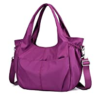 YUELANG Outdoor Yoga Mat Bag Gym Tas For Fitness Woman Sports Bag Female Tote Shoulder Pack Training Handbags (Color : Lavender, Size : One size)