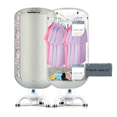 GUO@ Secadora ropa no porosa europea Coco Secadora