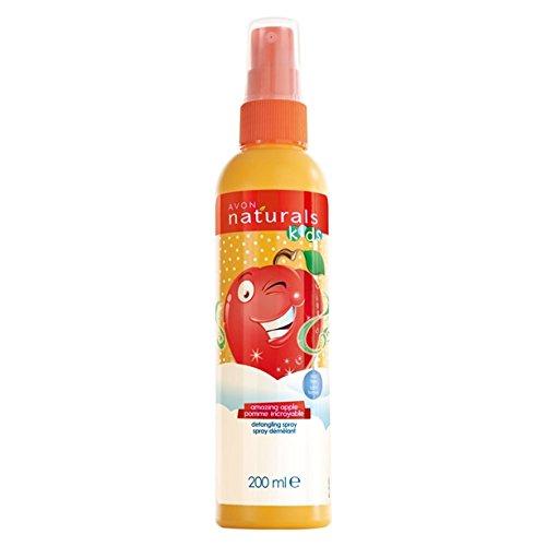 Avon Naturals enfants Spray démêlant - Amazing Apple Festive Edition