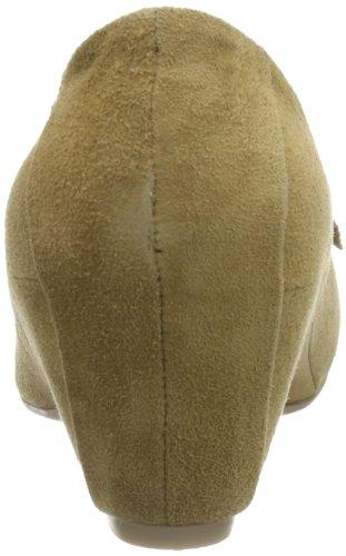 Andrea Conti  1417422, Escarpins pour femme Beige - Beige (camel 089)