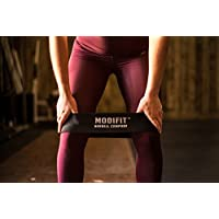 ecb849cf19 16 results for Mobility Tools Storefront. ModiFit Black Hip Band Circle -  Glute Activation Band Heavy Elasticated Cotton Perfect For Warm Ups