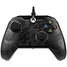 PDP - Mando Con Cable, Licenciado, Color Camuflaje (Xbox One, PC)