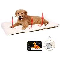 Ohana - Almohadilla de calefacción para Mascotas, con Calentador Reflectante y Aislamiento térmico para Invierno