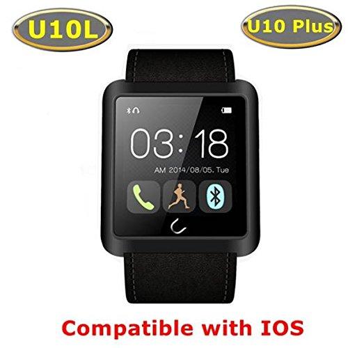 Moppi Reloj inteligente u10s bluetooth deporte u10l original para ios android