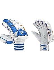 adidas SL Pro Guante de Bateo para Cricket Deportes Batsman–Protección para manos (izquierda o derecha), color multicolor, tamaño RH (Mens)