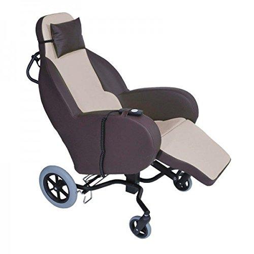 Intermed–Sessel Alternativmedizin Schwingdeckel Outdoor, Sitz A Flip Elektrische Selectis MT–39cm