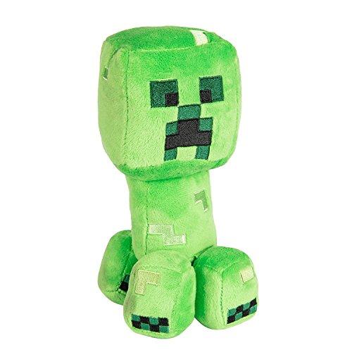 Minecraft 7832 Juguete de Peluche de Felpa de Explorador Feliz, 7 Pulgadas ASIN: b078sh5jmx Ver en Amazon, Verde, 7 Pulgadas