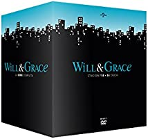 Will & Grace: Stagione 1-8 (Cofanetto 34 DVD)