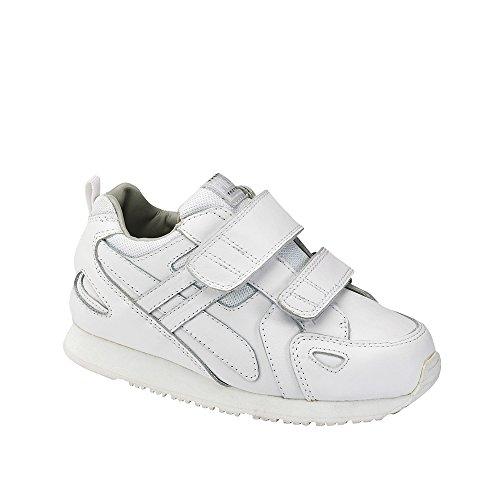 Piedro  Piedro Children's AFO Sports Style Shoes 3803, Sandales Compensées mixte enfant Blanc