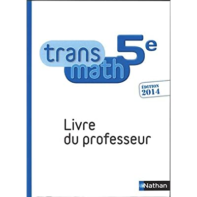 Download Transmath 5e Livre Du Professeur Pdf Free