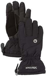 Marmot Damen Handschuhe Women's On-Piste Glove, Black, XS, 18200-001-2