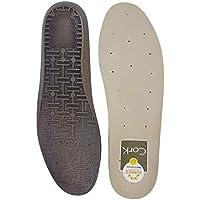 Schuheinlagen Spannrit SUNBED CORK,dünne orthopädische Einlegesohlen mit Kork preisvergleich bei billige-tabletten.eu