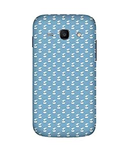 Yatch Back Cover Case for Samsung Galaxy Ace 3