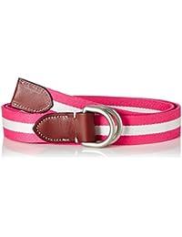 GANT Damen Gürtel O. Striped Webbing Belt